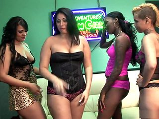 Incredible pornstar in crazy amateur, lingerie sex video