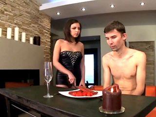 Femdom slave life