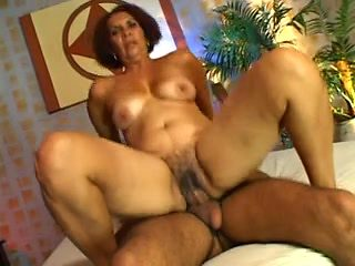 Hot Brazilian Mature