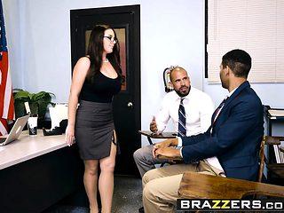 Brazzers - Big Tits at School - Parent Fuckin