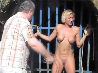 Hottest homemade Outdoor, Fetish sex clip