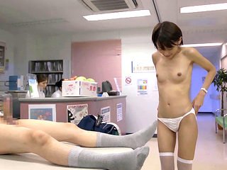 Japanese Night Shift Nurses Pleasure Security Guards