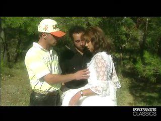 Krisztina Schwartz - The Bride has an Anal Threesome