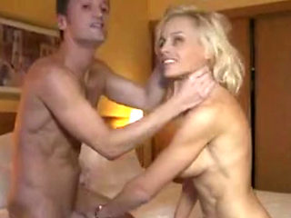 Anal French Milf