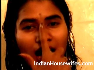 Young Desi Indian Housewife