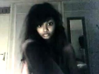 Indian Babe on Webcam