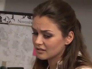 Allis haze   jelena jensen - lesbian office seduction