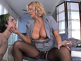 Lonely boy submits to ding-dong arse fucking from a slavemaster mother i'd like to fuck