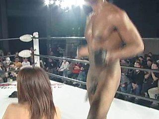 Japanese Sex Wrestling