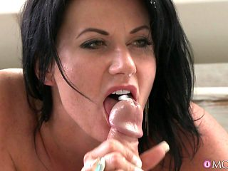 Exotic pornstars Ian, Olivia Wilder in Horny Romantic, MILF adult scene