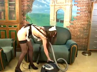 French Maid needs help from the doctor