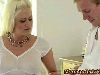 Mormon mother i'd like to fuck acquires