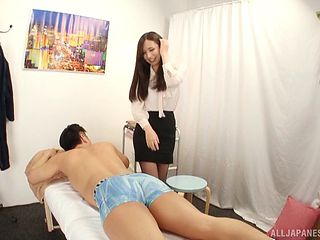 Yuna always gives her customers much more than just a tender massage