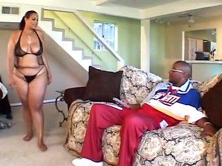 Best amateur BBW porn scene