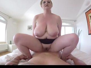 Huge pov boobs riding compilation