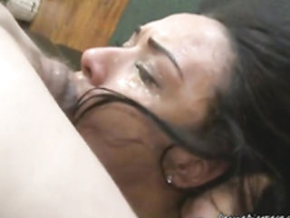 chica Realtor Ava Kelly Gets Her Throat Poked