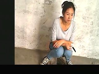 Compilation on chinese women spied pissing