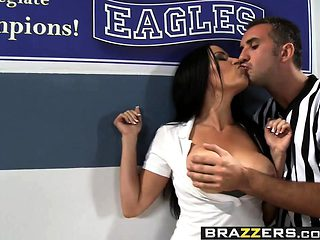 Brazzers - Big Tits at School - ZZBA Jam scen