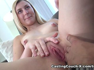Fabulous pornstar in Crazy Blonde, Small Tits sex clip
