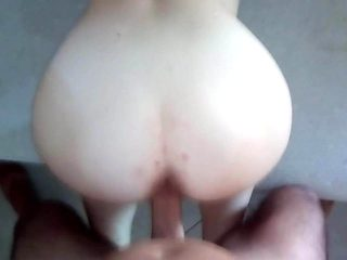 I fucked my booty wife from behind