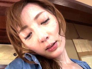Sex With Japanese Slim Beauty Kaede