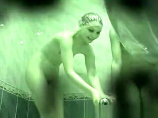 Drunk Girls Shower