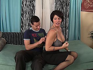 Shay Fox - Boy Meets Milf