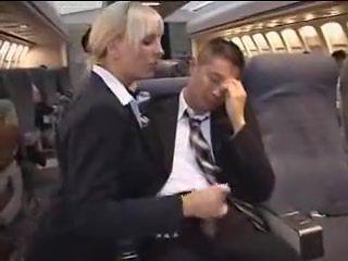 american stewardess handjob part 3