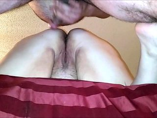 the whore ex wife getting her cunt filled with cum