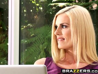 Brazzers - Milfs Like it Big - Darryl Hanah Keiran Lee - Husbands Away Time To Get Laid
