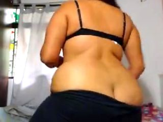 Bbw webcam latina oil and squirt
