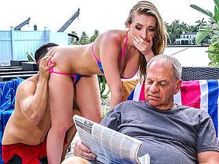 Harley Jade in Dont Tell Grandpa - AssParade