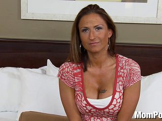 Dilettante swinger mother I'd like to fuck does 1st porn