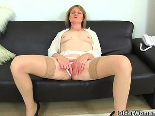 My favorite videos of British granny Clare Cream