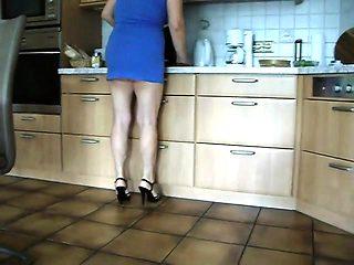 Reife Sau, Hausfotze