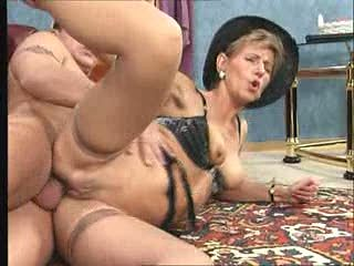 Naughty German Granny