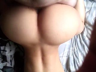 Perfectly ROUND ass
