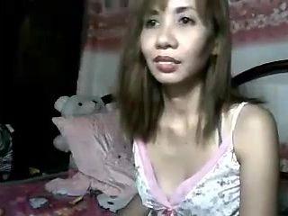 Skinny Filipina Mom Cams