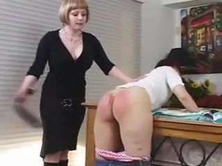 Spanked with Belt 2