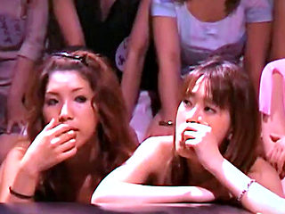 Japanese Live Sex Show In Front Of 100 Women