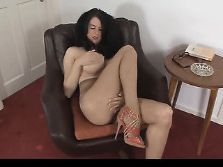 Sexy Sweetheart In Hose