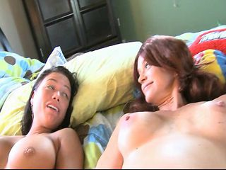 Pregnant Mom And Her Daughter Gets Fucked Pro