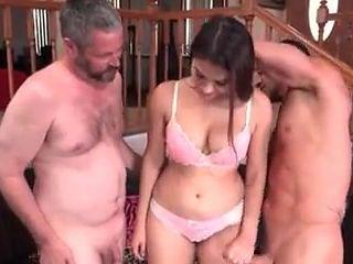 Bisex cuckold trio