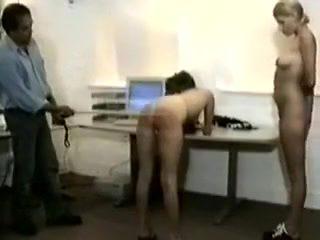 Spanking for secretaries