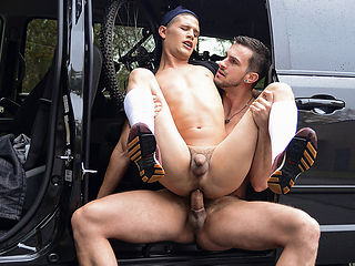 Phenix Saint & Tino Cortez in The Boy Next Door Part 1 - DrillMyHole