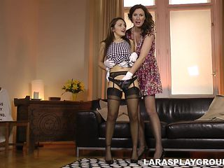 mom seduced daughter