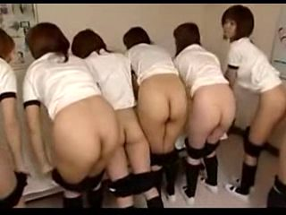 These Desirous Japanese - The School Doctor Uncensored