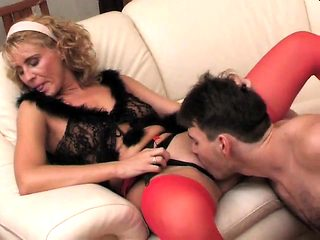 Young boy fuck a russian mature wo Minda from dates25com