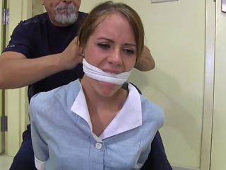 Madalyn Bond And Gagged