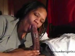 Ebony Bbw Blowjob